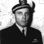 Lieutenant Commander Robert W. Copeland, USNR